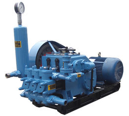 Geological Drilling Equipments And Tools Horizontal Reciprocation Piston Pump